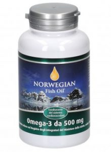 Omega-3 - Integratore di Omega 3 Norvegese in Capsule