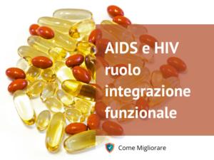 AIDS: integrazione nutrizionale potrebbe ridurre i decessi - JAMA 1 -