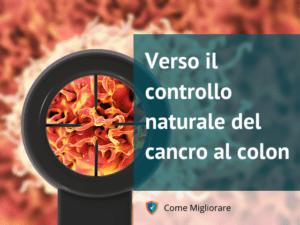Verso il controllo naturale del cancro al colon 3 -