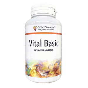 Vital Basic multivitaminico naturale
