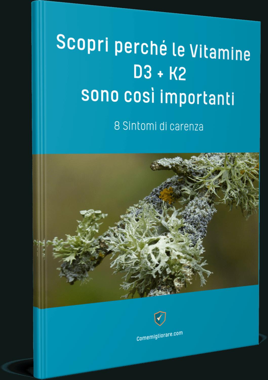 Report Vitamina D3+K2